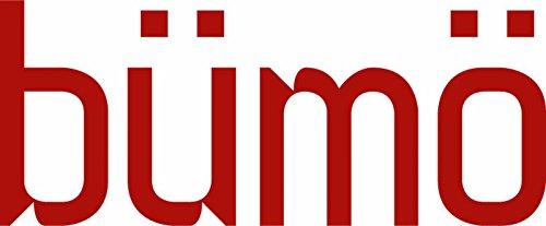 Bümö® mit Memoryfunktion, 120/160/180 x 80 cm , Dekor: wählbar - 9