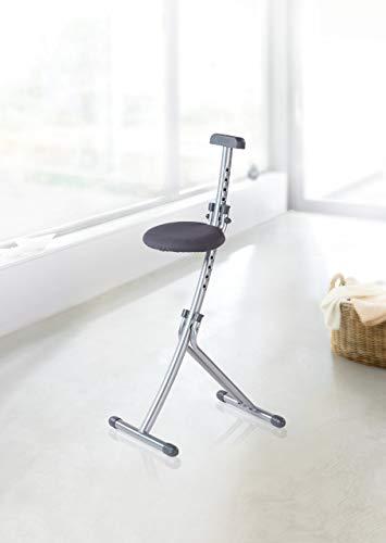 Rückenschonende Sitz- und Stehhilfe - 5