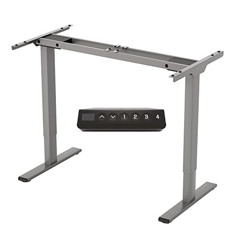 Flexispot E2B - elektrisch höhenverstellbares Tischgestell mit Memory-Steuerung