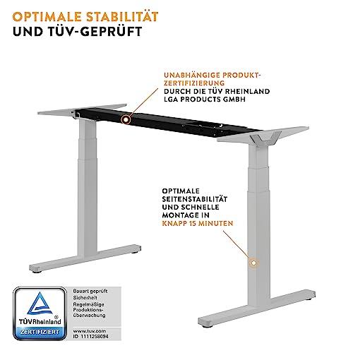 boho Premium Line – elektrisch höhenverstellbares Tischgestell - 5