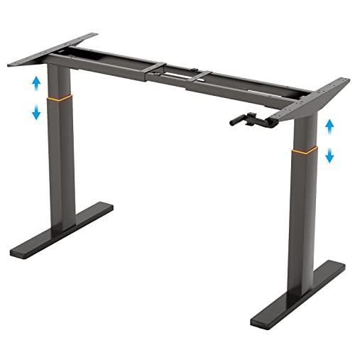 Flexispot H2 kurbelverstellbares Tischgestell