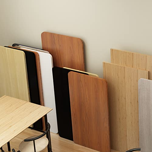 Flexispot stabile Tischplatte 2,5 cm stark – DIY Schreibtischplatte Bürotischplatte Spanholzplatte - 3