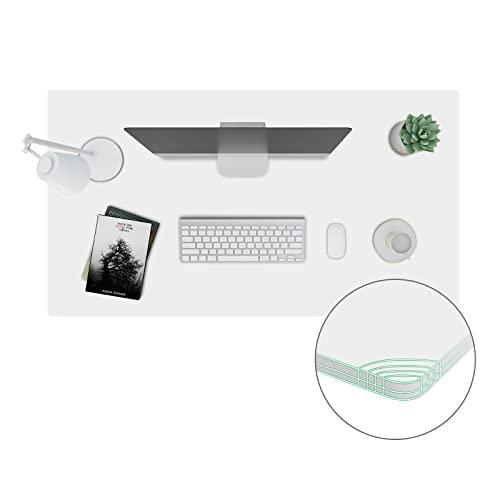 Flexispot stabile Tischplatte 2,5 cm stark – DIY Schreibtischplatte Bürotischplatte Spanholzplatte - 5